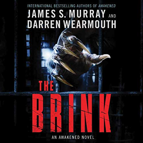 The Brink audiobook cover art