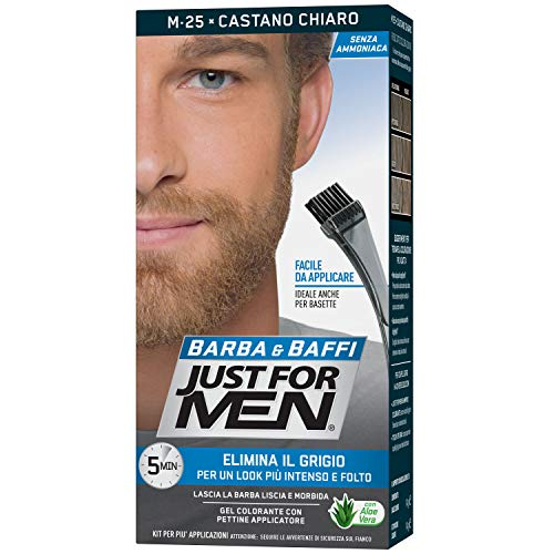 Just for Men® - Bigote Barba M25 - Castano Chiaro