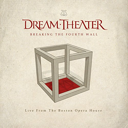 Dream Theater - Breaking the Fourth Wall - Live from the Boston Opera House [Blu-ray]