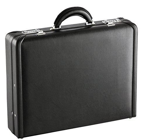 D&N Business Line Aktentasche, 45 cm, 16L, schwarz
