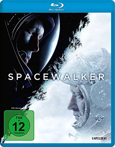 Spacewalker [Blu-ray]