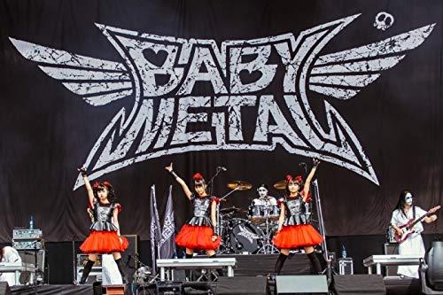 Babymetal - Leeds Festival 2015 Poster 4 61x91.5cm