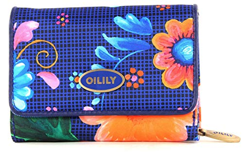 Oilily 'Russian Rose S Wallet Midnight' Borsa
