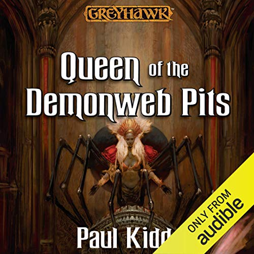 Queen of the Demonweb Pits cover art