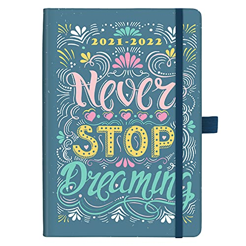 2021-2022 Diary - Academic Diary A5 Week to View, July 2021 - June 2022,...