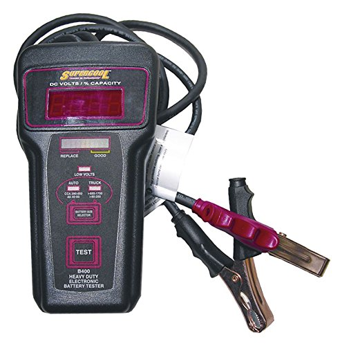 Learn More About TSI Supercool 22700 Automotive Battery Tester