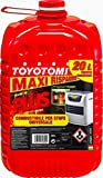 Toyotomi PLUS20L Plus Puro per Stufe a combustibile, Aromatici  0.007%, Red_20, 20 litri