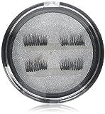[Upgraded] CARETHYS False Magnetic Eyelashes 3D Reusable Fake Eyelashes , 2 Pairs 4 Pieces, Ultra Thin, Natural Look