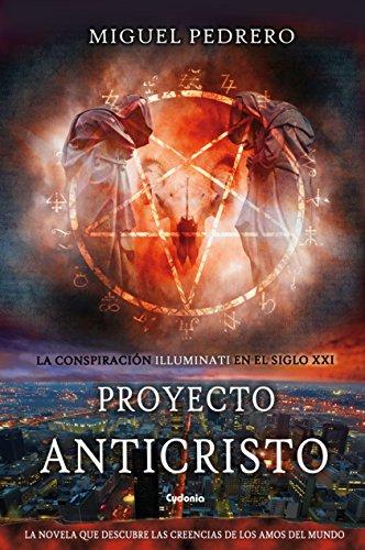 Proyecto Anticristo (Novela Cydonia nº 4)