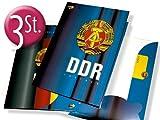 flipcat DDR - 3 Stück!!! - Mappen/Präsentationsmappen/Schulmappen DIN A4