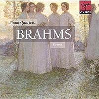 Brahms: Piano Quartets Nos. 1-3 (2000-02-01)