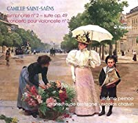 Saint-Saens: Symphonie no 2 - suite op. 49 / Concerto pour violoncelle no 2