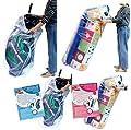 Big Plastic Bags Multi-Purpose Drawstring Bag Set Dust Cover For Keeping Golf's Bag, Picnic Mattress Good for Household Organizing Reusable Set of 2 Sizes
