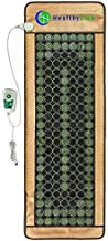 HealthyLine Far Infrared Heating Pad - Natural Jade Tourmaline - Mesh JT Mat Full 7224 Soft InfraMat Pro® [Price Match]