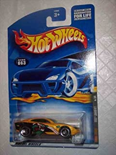 Hot Wheels Anime Series #3 Dodge Charger R/T #2001-63 Collectible Collector Car Mattel 1:64 Scale