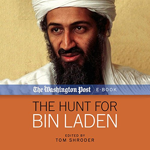 The Hunt for Bin Laden audiobook cover art