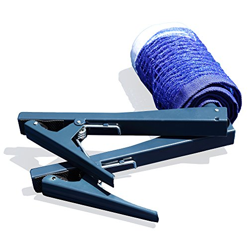 For Sale! Hathaway Deluxe Table Tennis EZ Clamp Clip-On Post and Net Set