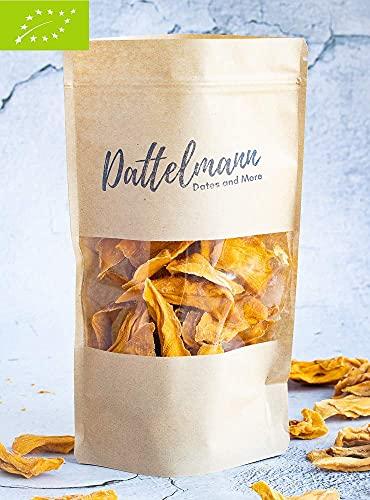 Mangostreifen Bio   Mango getrocknet   100% Natürlich & Gesund   Premium Qualität   Ohne Zusatz   Vegan   Ohne Zucker   Palmyra Delights (2kg)