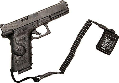 Blackhawk. Coil Style Tactical Pistol Lanyard