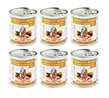 Longevity Sua Ong Tho Gold Label Sweetened Condensed Milk (6 Pack, Total of 84oz)