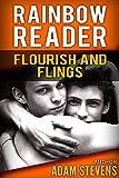 Rainbow Reader Orange: Flourish and Flings (English Edition)