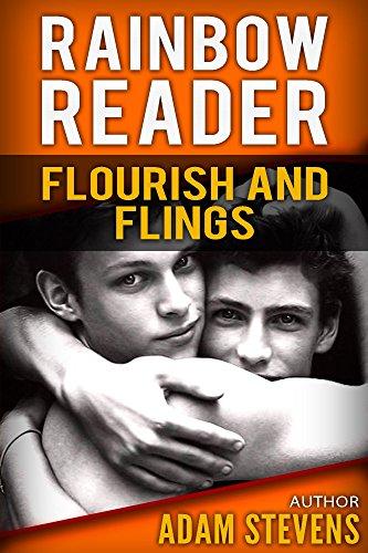 Rainbow Reader Orange: Flourish and Flings (Rainbow Reader Series...