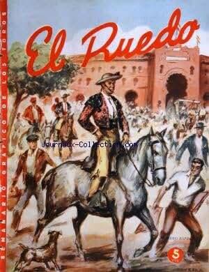 EL RUEDO [No 163] du 07/08/1947 - LA TEMPORADA TAURINA VA ASI