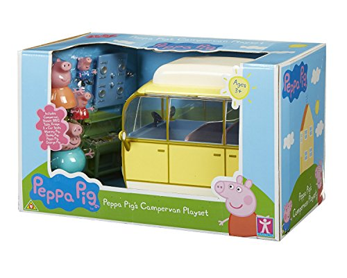 Character Options Peppa Pig Autocaravana