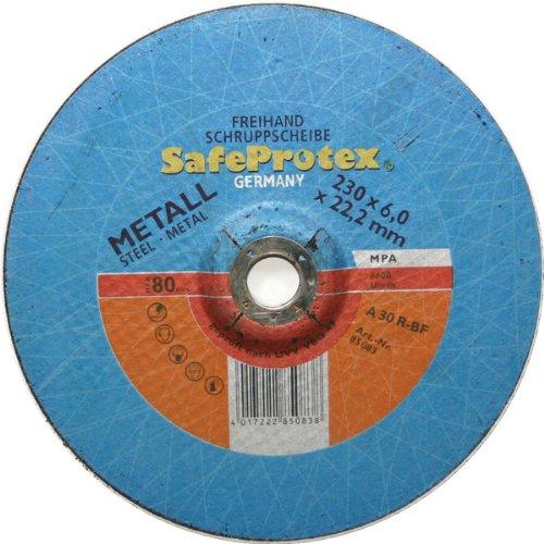 Diewe 85083 Safeprotex slijpschijf Ø 230 x 6.0 VPE: 3 stuks