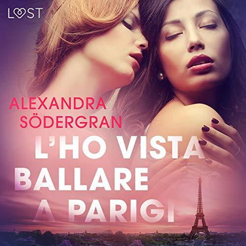 L'ho vista ballare a Parigi copertina