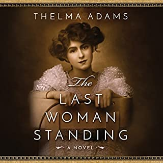 The Last Woman Standing audiobook cover art