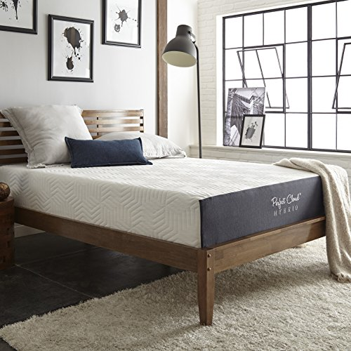 Perfect Cloud Hybrid 11-inch Memory Foam Mattress (King)