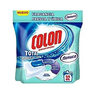 Colon Detergente Total Power Gel Caps Nenuco – 32 Dosis
