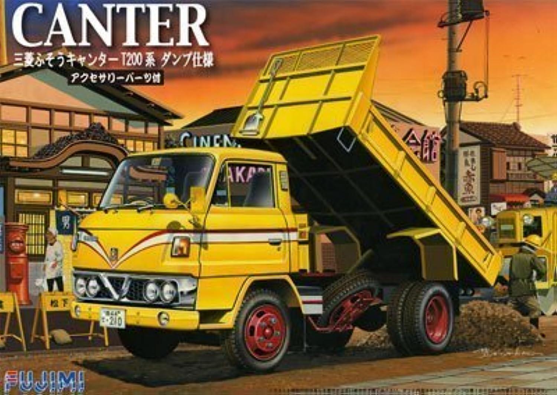 Fujimi 1 32 Mitsubishi Fuso Canter Tipper Truck