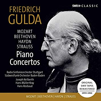 Mozart, Beethoven & Others: Piano Concertos (Live)