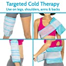 Arctic Flex Flexible Ice Pack - Reusable Large Hot and Cold Gel Therapy Bag - Medical Freezer Pad - Soft Heated Compress Wrap for Migraine, Knee, Neck, Shoulder, Back, Foot, Hand, Ankle Swelling #1