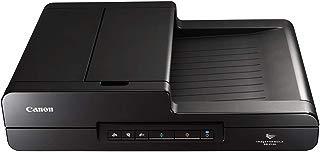 Scanner, Canon, DR-F120-9017B009AA, Preto