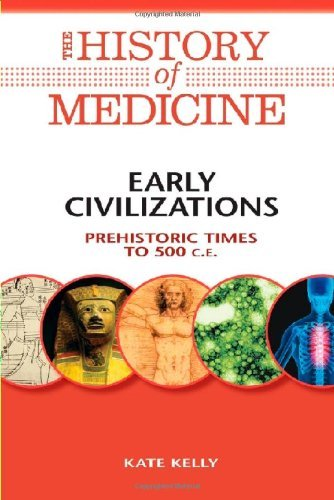 Early Civilizations: Prehistoric Times to 500 C.E. (History of Medicine) (English Edition)