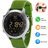 Best blu Watch Phones - Agkey Bluetooth Smart Watch Waterproof Smartwatch Sports Smart Review