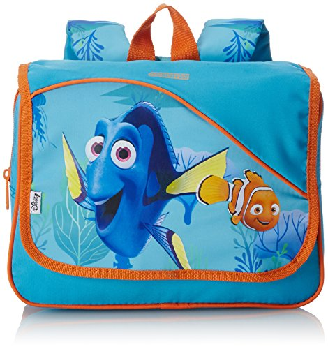 Disney By American Tourister New Wonder Zainetto per Bambini S Disney Dory, Poliestere, 5.5 ml, 28 cm