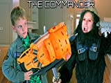 The Commander Wars Nerf Blaster Gorilla Attack!