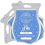 Scentsy, Jammy Time, Wickless Candle Tart Warmer Wax 3.2 Oz Bar, 3-pack (3)