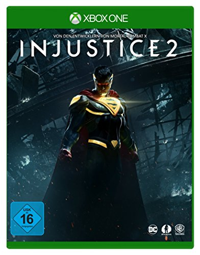 Injustice 2, 1 Xbox One-Blu-ray Disc