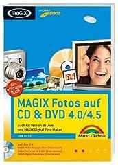 MAGIX Fotos auf CD