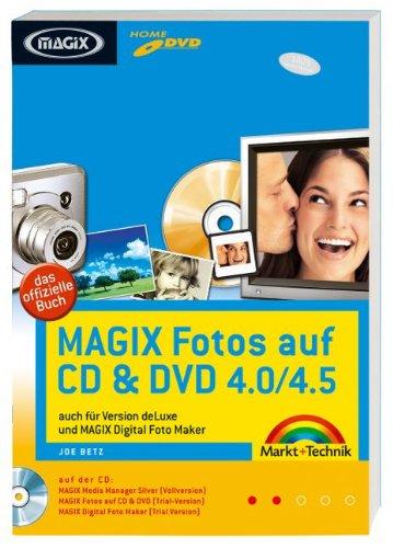 MarktTechnik Verlag MAGIX Fotos auf CD Bild