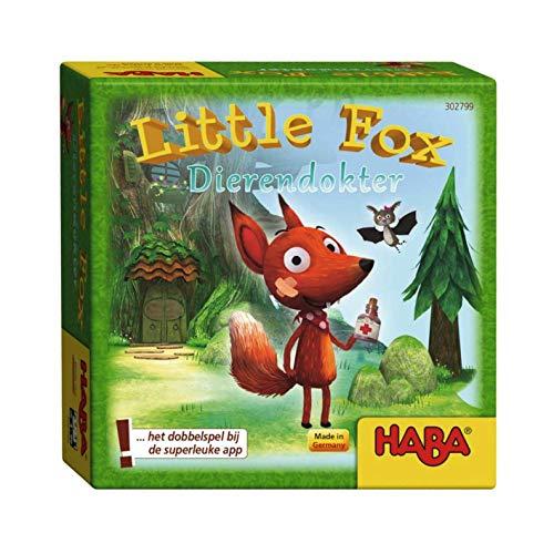 Haba - Minispel – Little Fox Dierendokter