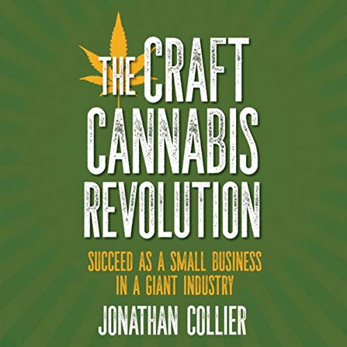 The Craft Cannabis Revolution audiobook cover art