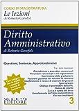 Diritto amministrativo: 3