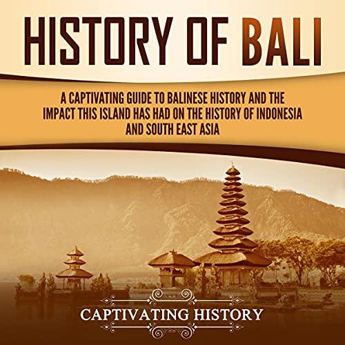 History of Bali cover art