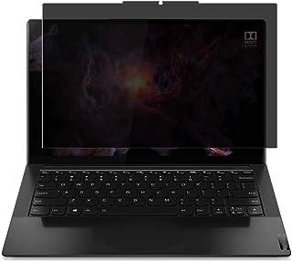 Vaxson Anti-Spy beschermfolie, compatibel met Lenovo Yoga 9i 14 inch, schermbescherming, privacybescherming, niet pantserglas